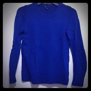 Royal blue Gap Sweater XS